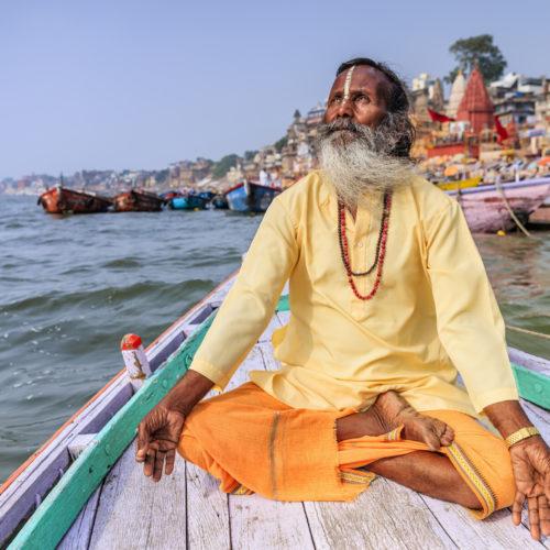 Holiest City in India   HERO