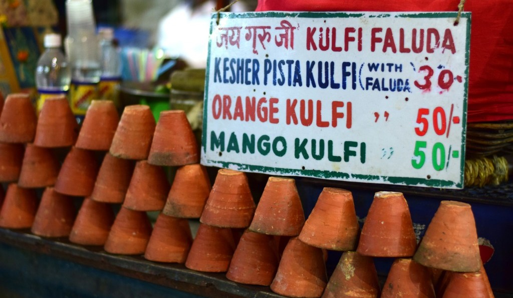 Goa with Children | kulfi
