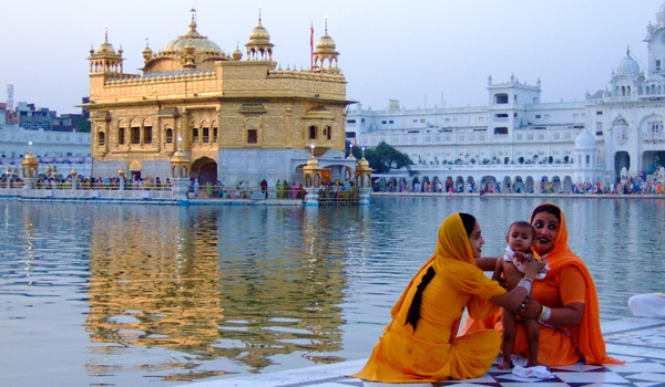 India Itinerary | GoldenTemple