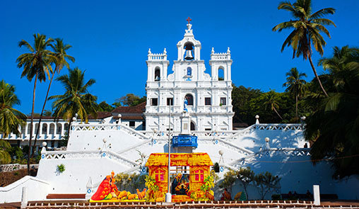 Christmas in Goa | Our Lady of the Immaculate Conception Church