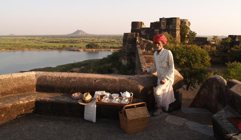 Dhikhola Fort
