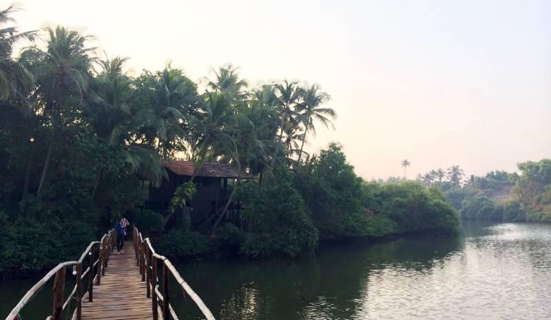 Ashiyana Bridge