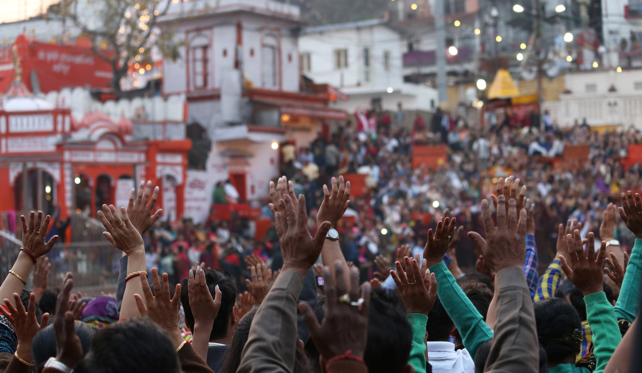 Varanasi Holiday | Ganga Aarti