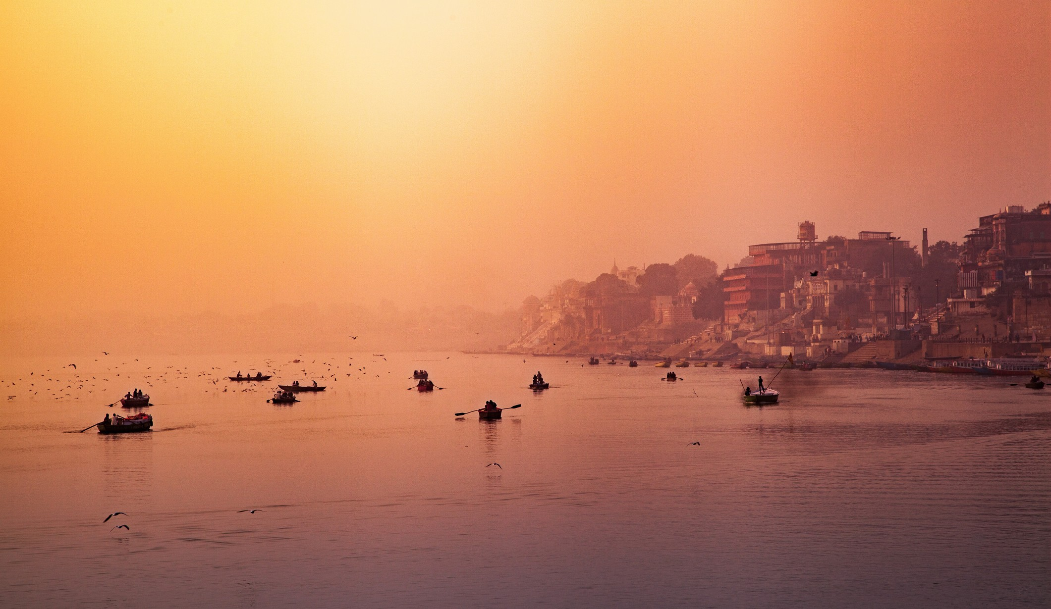 Varanasi Holiday | Sunset Varanasi