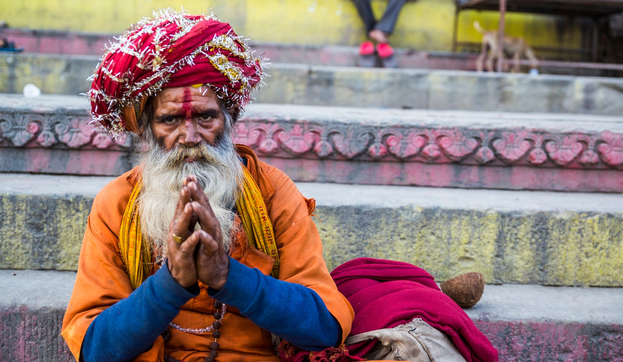 Varanasi Holiday | Sadhu