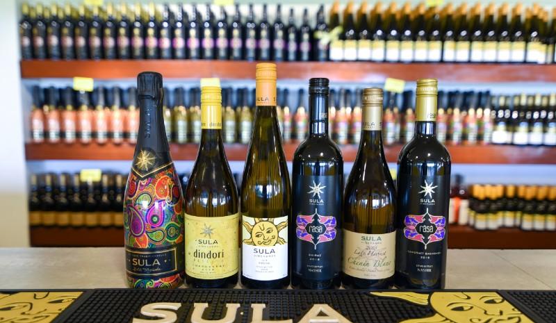 Bottle Shop Sula Vineyards