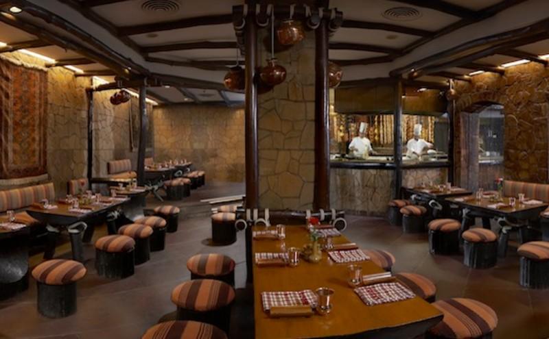 Fine dining restaurants in Delhi | Bukhara (1)