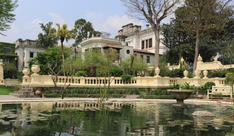 Nepal Honeymoon Garden of Dreams