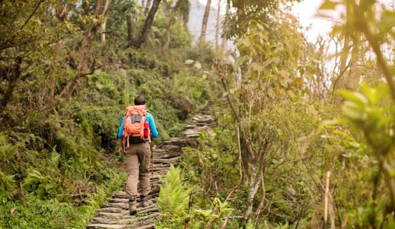 Nepal Honeymoon Hike