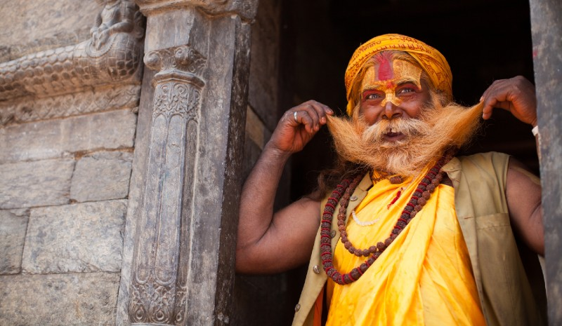 Things to pack for India Sadhu