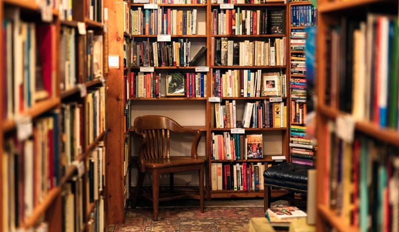 Shopping in Goa | Bookstore