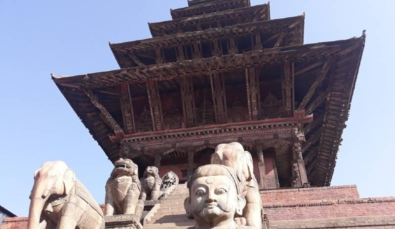 Nepal Honeymoon Nyatapola
