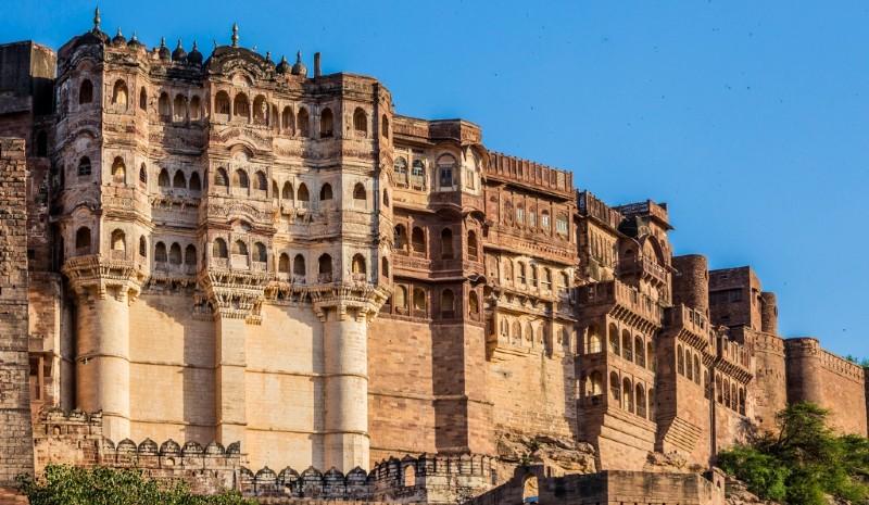 10 Indian Experiences | mehrangarh-fort