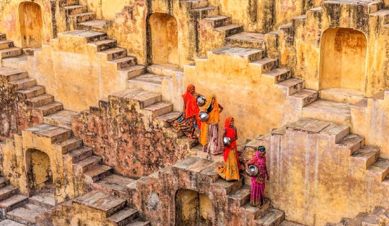 12 Indian Experiences | Jodhpur Stepwell