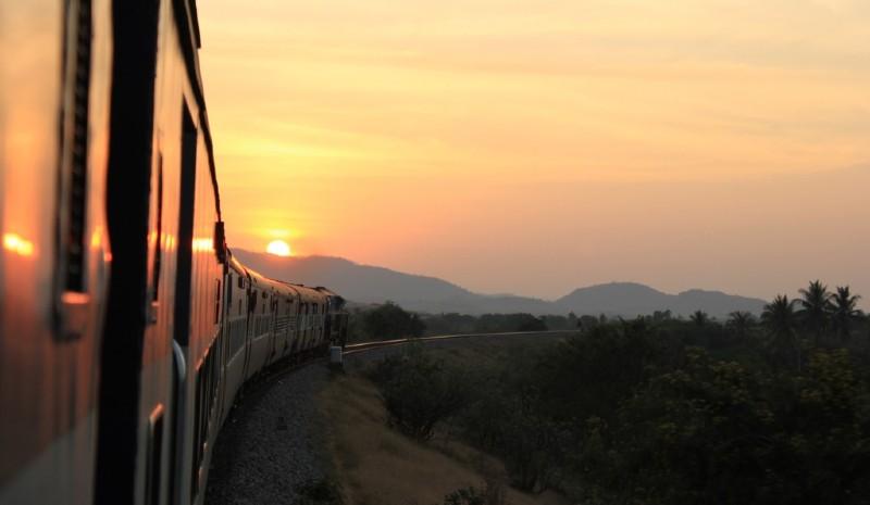 15 Indian Experiences | Sadiqd | Aravalli Train