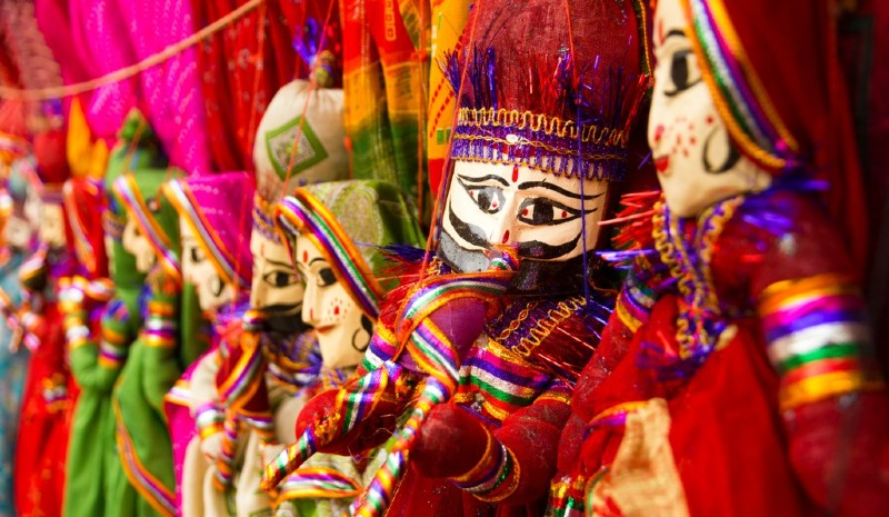 24 Indian Experiences | Puppets