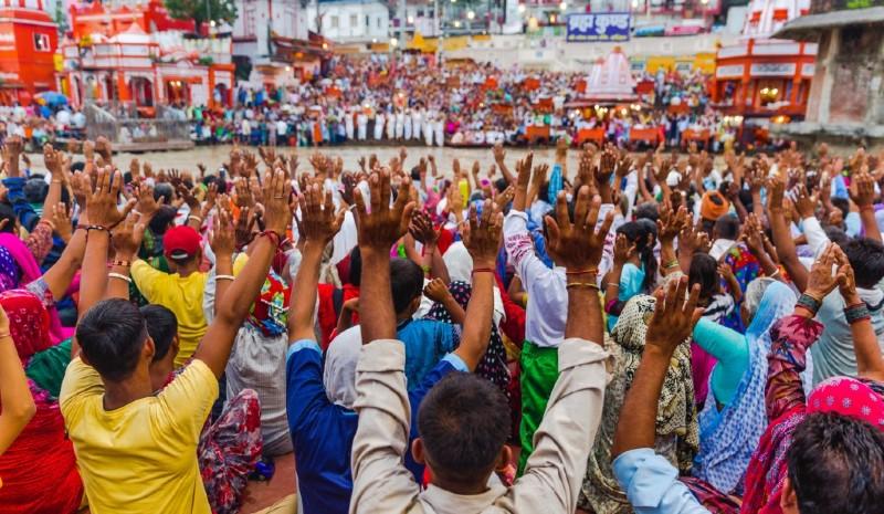 29 Indian Experiences | Ganga Aarti