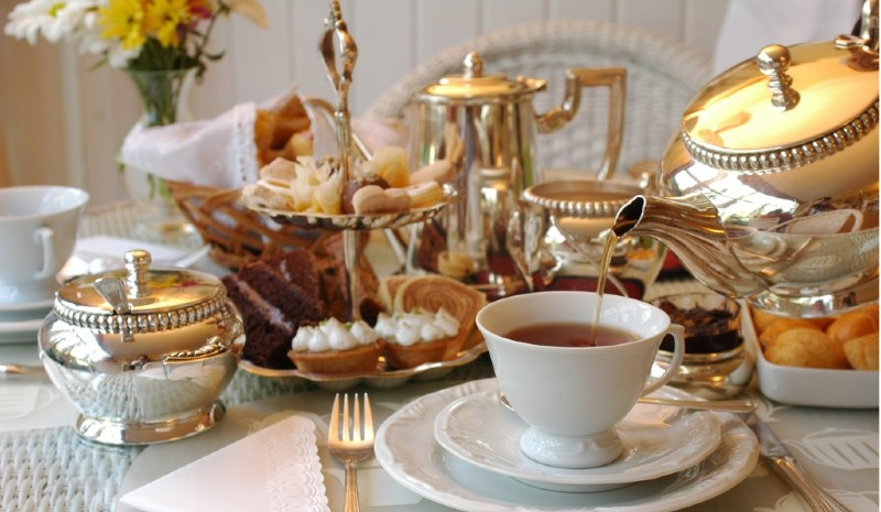 51 Indian Experiences | Afternoon Tea