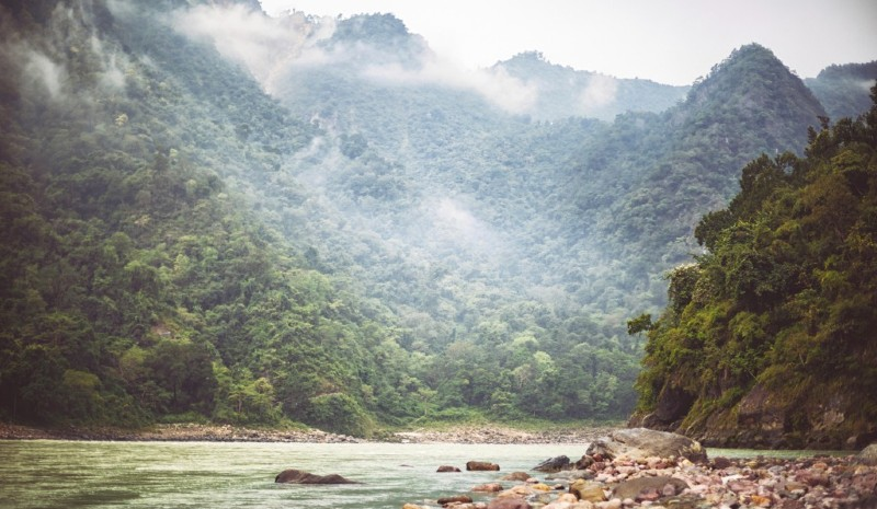 8 Indian Experiences | Whitewater Rafting