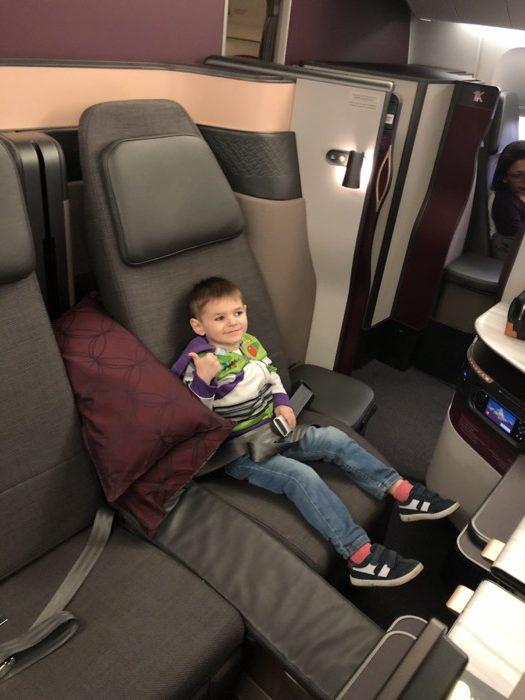 Qatar Airways Q Suites